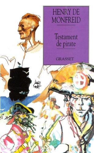 9782246040538: Testament de pirate
