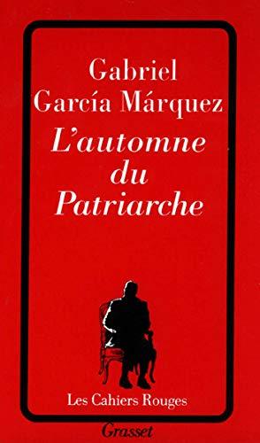9782246042723: L'automne du patriarche