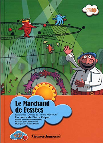 9782246093343: Trombones: Le Marchand De Fessees (French Edition)