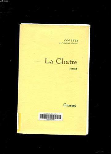 9782246113119: La Chatte