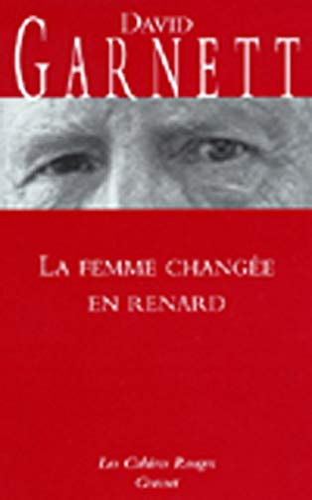 9782246121640: Femme changée en renard