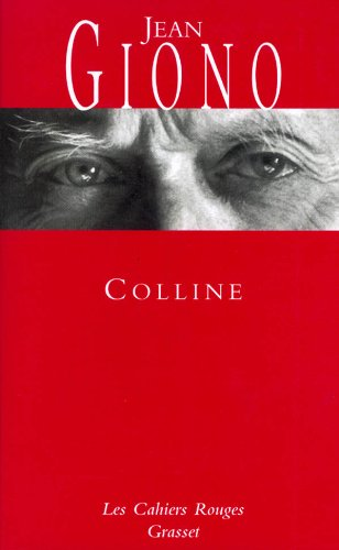 9782246122944: Colline (French Edition)