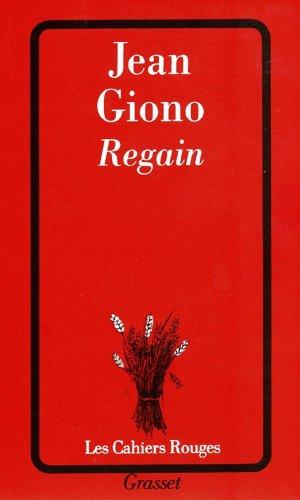 Regain: Giono, Jean