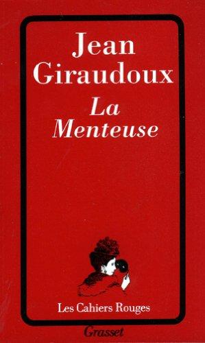 9782246126942: La Menteuse