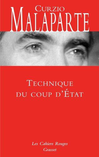 9782246139836: Technique du coup d'Etat (French Edition)