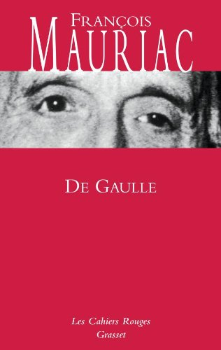 9782246144731: De Gaulle (French Edition)