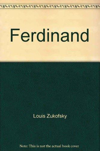9782246150848: Ferdinand