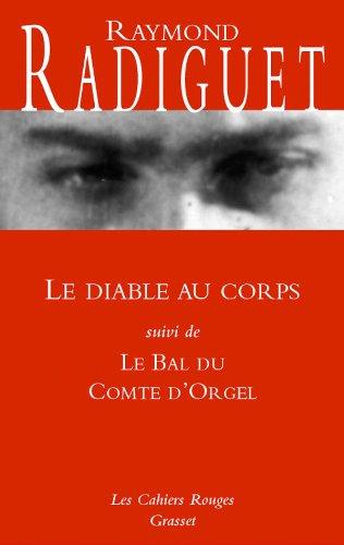 DIABLE AU CORPS (LE): RADIGUET RAYMOND