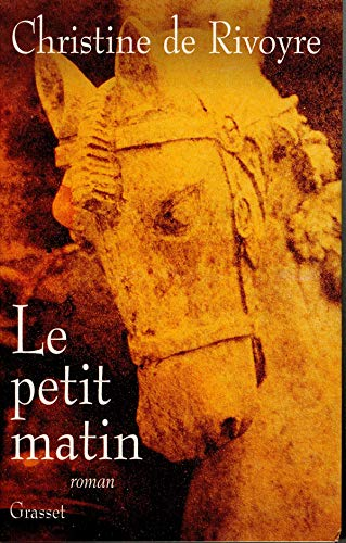 9782246159537: Le petit matin (French Edition)