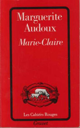 9782246169130: Marie claire
