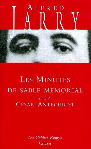 9782246172222: Les Minutes de sable mémorial : Suivi de César-Antechrist