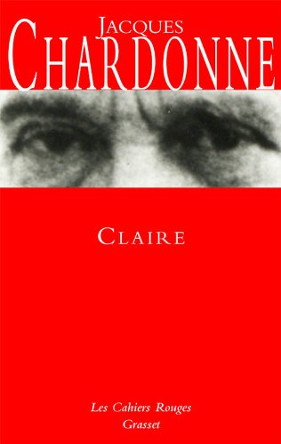 9782246179535: Claire