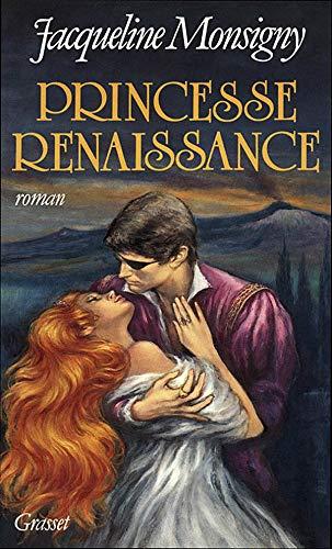 9782246244516: Princesse Renaissance