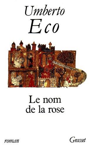 9782246245148: Le Nom de la rose
