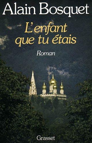 Les Trente premières années, Tome 1 : Alain Bosquet