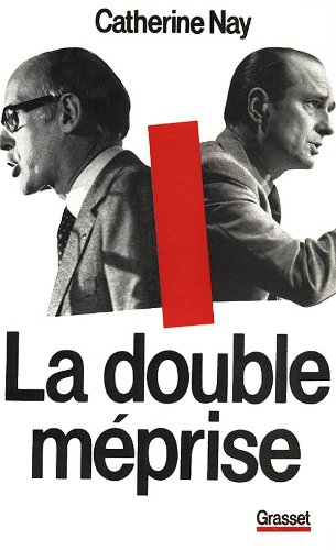 9782246252412: La double meprise (French Edition)