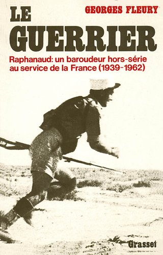9782246265818: Le guerrier (French Edition)