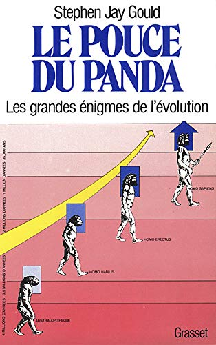 9782246281511: Le Pouce du panda. Les Grandes énigmes de l'évolution