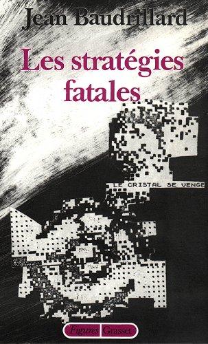 9782246286011: Les stratégies fatales (Figures) (French Edition)