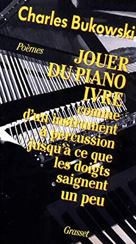 Jouer du piano ivre comme d'un instrument à percussion jusqu'à ce que les ...