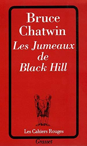 Les jumeaux de Black Hill: Chatwin, Bruce