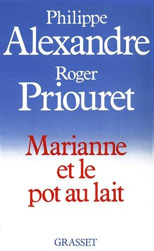 9782246321712: Marianne et le pot au lait