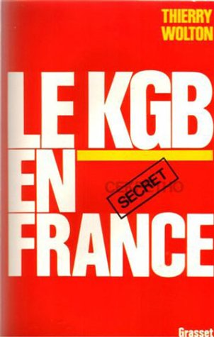 9782246341512: Le KGB en France (French Edition)