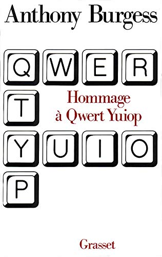 9782246365419: Hommage à Qwert Yuiop