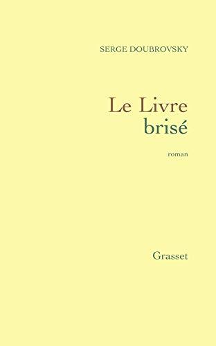 9782246386315: Le Livre Brise