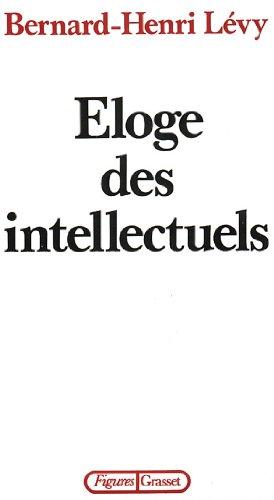 9782246392910: Eloge des intellectuels