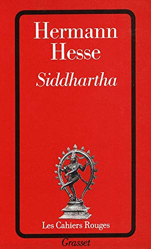 9782246404620: Siddartha (Les cahiers rouges)
