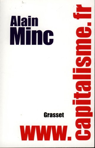 WWW.CAPITALISME.FR: MINC, ALAIN