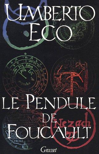 9782246417514: Le Pendule de Foucault