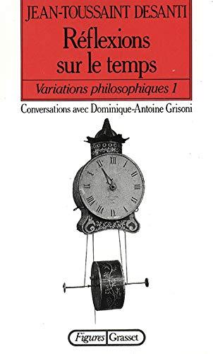 9782246421917: Variations philosophiques
