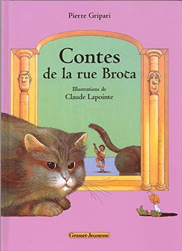 9782246424024: Contes de la rue Broca