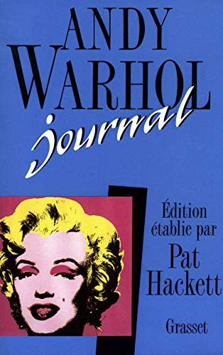 Journal (2246428718) by Warhol, Andy; Hackett, Pat