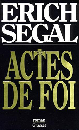 9782246445814: Actes de foi