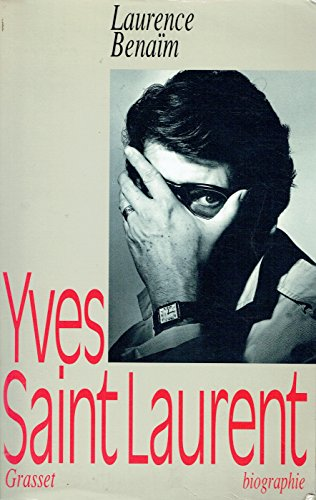 9782246458418: Yves Saint Laurent (French Edition)