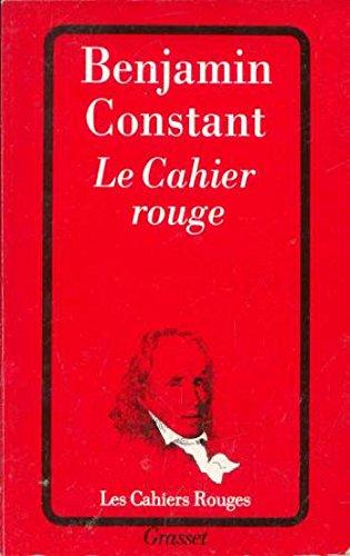 9782246464914: Le cahier rouge