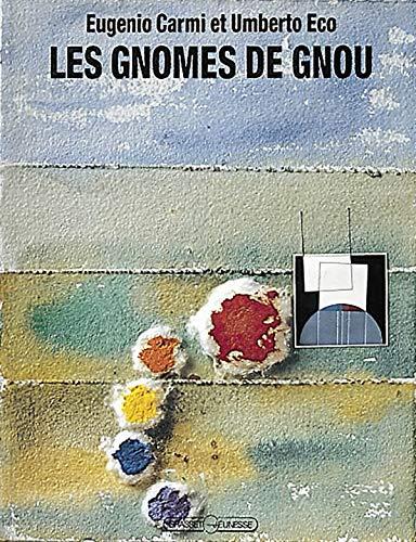 9782246474418: Les Gnomes de Gnou