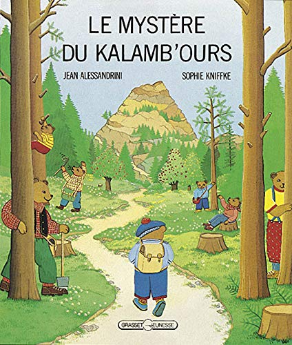 9782246478713: Le mystere de kalamb'ours (French Edition)