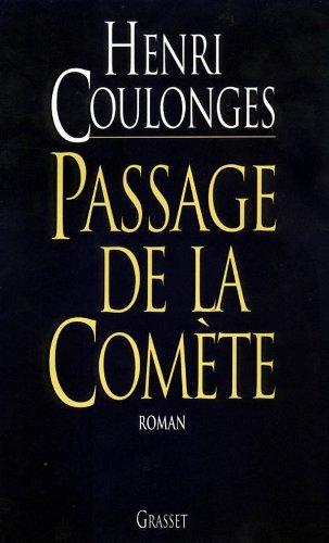9782246501510: Passage de la comète: Roman (French Edition)