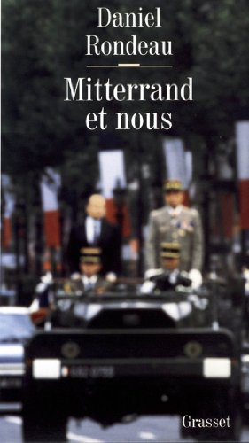9782246501916: Mitterrand et nous (French Edition)