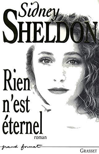 9782246502111: Rien n'est eternel (French Edition)