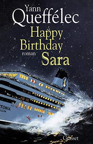 9782246514510: Happy birthday Sara