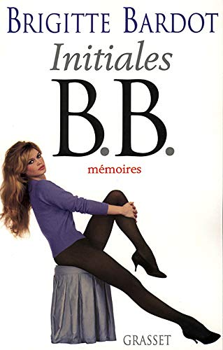 9782246526018: Initiales B.B. : Mémoires