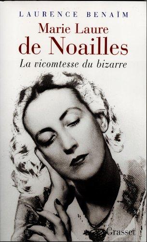 9782246529811: Marie Laure de Noailles: La vicomtesse du bizarre