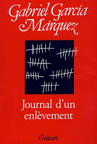 9782246537410: Journal d'un enlevement (French Edition)