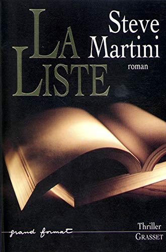 9782246547914: La liste (French Edition)