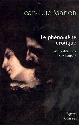 9782246550914: Le phenomene érotique (Figures)